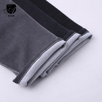 W32C522# Hot Sale New Arrival Dobby Denim Fabric Jeans Stretch For Early Spring