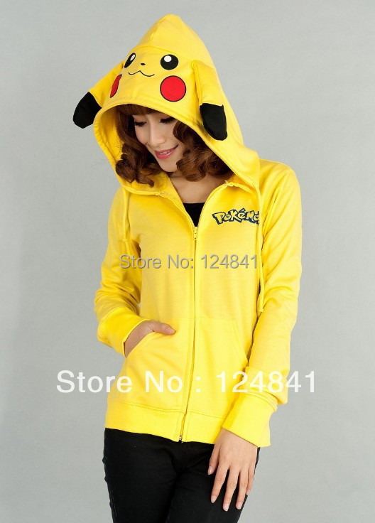 Cheap pikachu hoodie