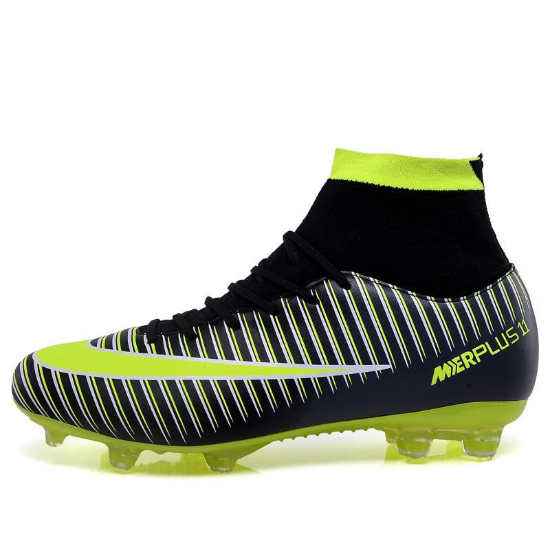 fb14687408 2018 Tamanho Da Copa Do Mundo Meninos Ag 35-45 Cola Artificial Turf  Chuteiras De Couro - Buy Homem Esporte Shos Sapatos