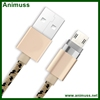 Quick Charging 2.4A Micro Usb Adapter Data Sync Magnetic charger Cable for Samsung LG XIAOMI Lenovo HUAWEI Moto HTC