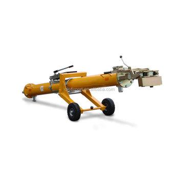 homemade remote aircraft tug