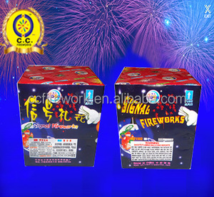 China manufacturer 16s 49s 100s Signal prices 25 shots consumer cake fireworks wholesale