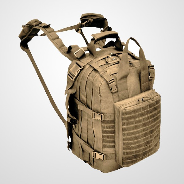 Carry Enorme Militare Corpsman Medical Backpack