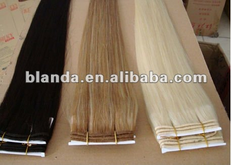 Wholesale drawstring ponytails and extension remi hair
