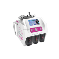Spa use Diamond Peeling and Water Jet Beauty Aqua Facial Hydro Dermabrasion Peel Machine