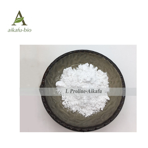 Hot Cake! high purity 99% amino acid L-Proline / L-Proline Powder in stock  fast delivery