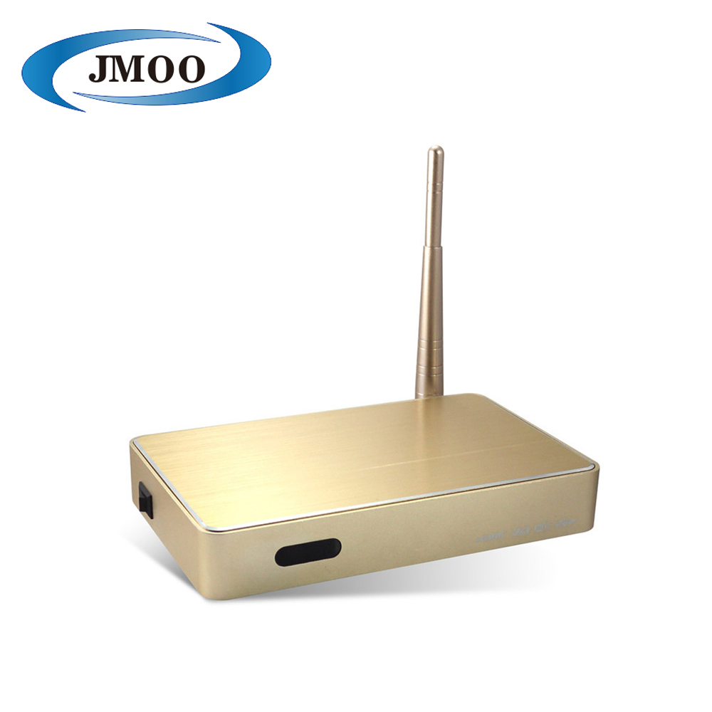 Metal Housing RK3229 Ott Tv <strong>Box</strong> 4K android 5.1 smart google tv <strong>box</strong> 1GB ram 8GB rom Q16 <strong>media</strong> player Golden Colors