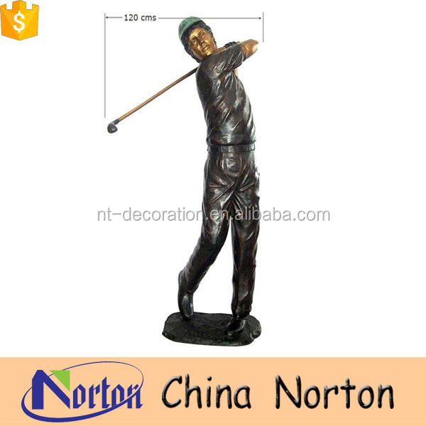 garden golf statues, garden golf statues suppliers and