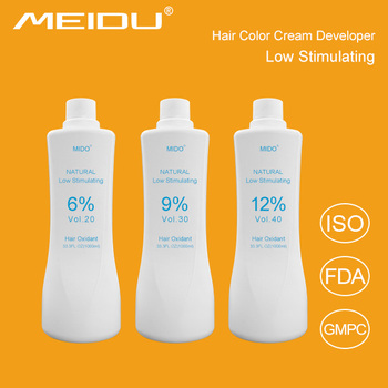 China Hair Peroxide Oem Manufacturer Private Label Professional Hair