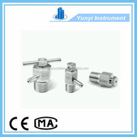 Professional quick air release valve