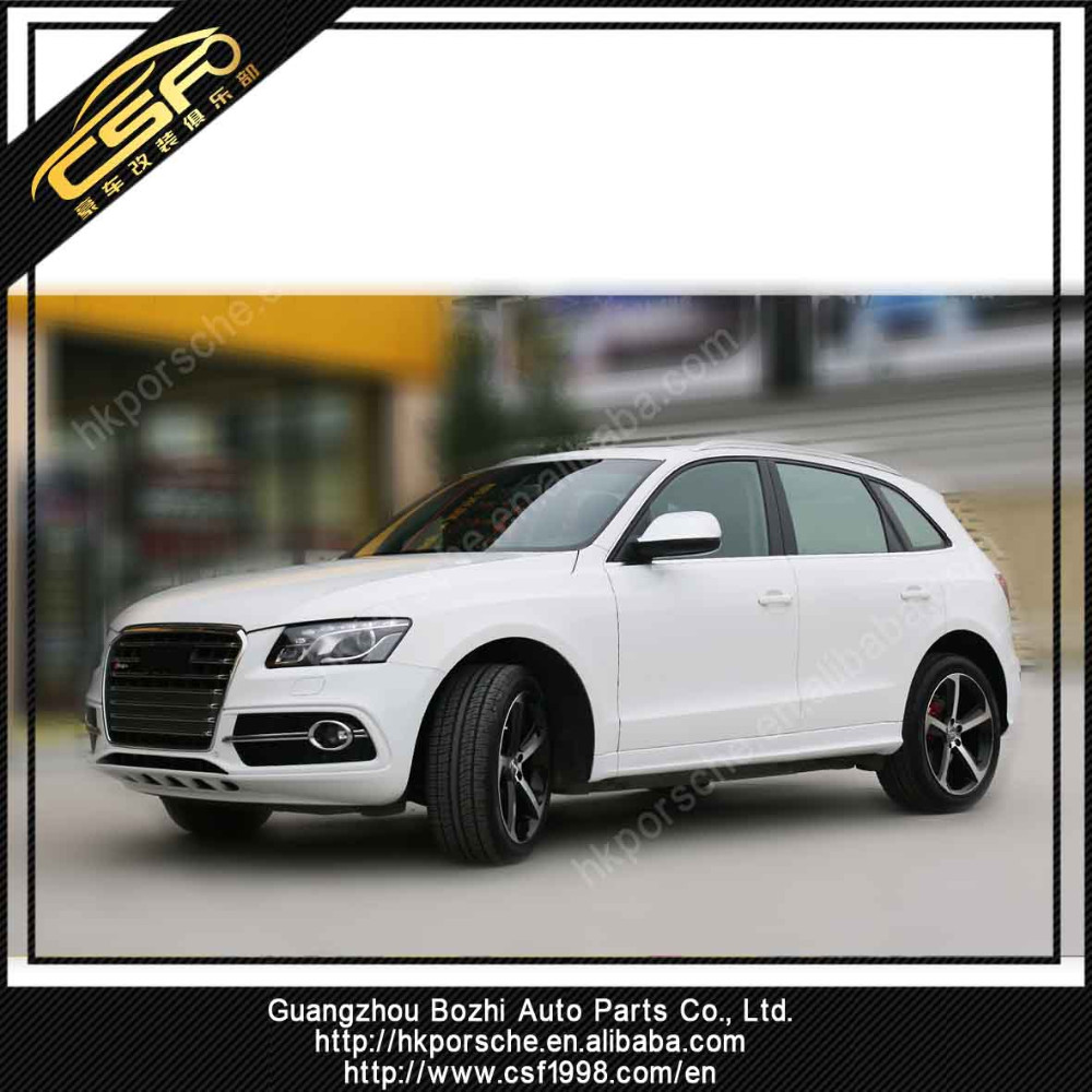 Pioneering body kit for Q5 in upgrade RSQ5