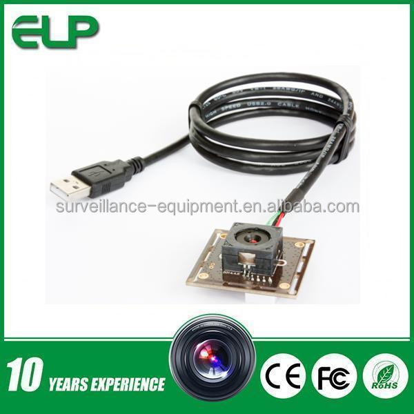 Omnivision OV5640 auto focus usb camera module 5mp for electronical machine vision ELP-ELP-USB500W02M