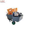 To Plaster Wall Electric Mining Screw Type Pump Concrete Plastering Cement Mortar Spraying Machine Factory Direct