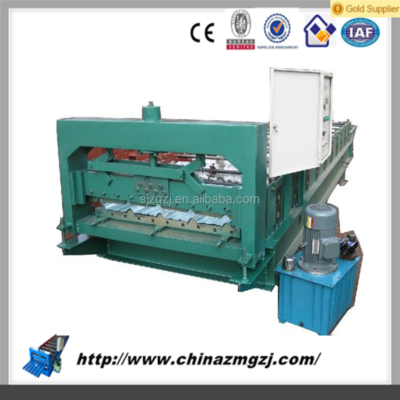 zinc z-purlin roll forming machine factory price