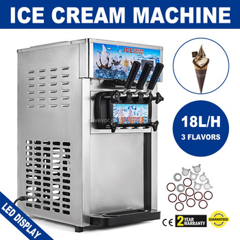 18l Chinese Mini Yogurt Portable Soft Serve Ice Cream Making Machine
