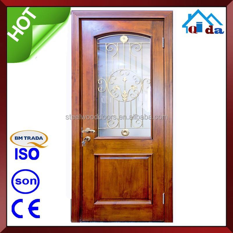Principales modelos de puertas de interior de madera de for Ver modelos de puertas de madera