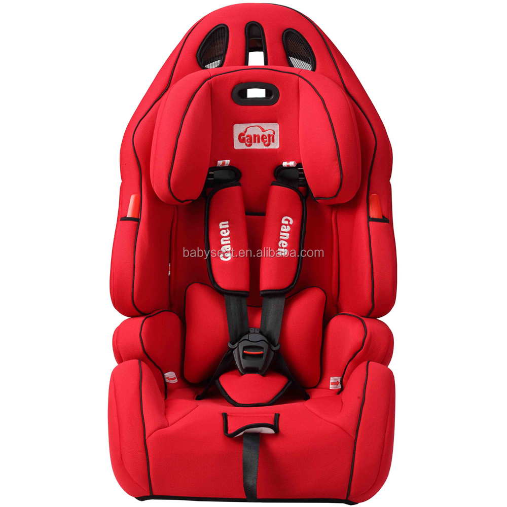 cheap backrest baby/child car seats for safety