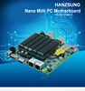 Mainboard Intel NUC MINi PC , 2 lan ports micro board, ITX mini Intel NUC mainboard