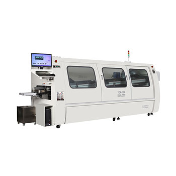 SMT Full Automatic THT Assembly line Wave soldering equipment for led driver Morel TOP 350