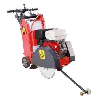 Asphalt cutting machine road maintenance equipment concrete road cutting saw