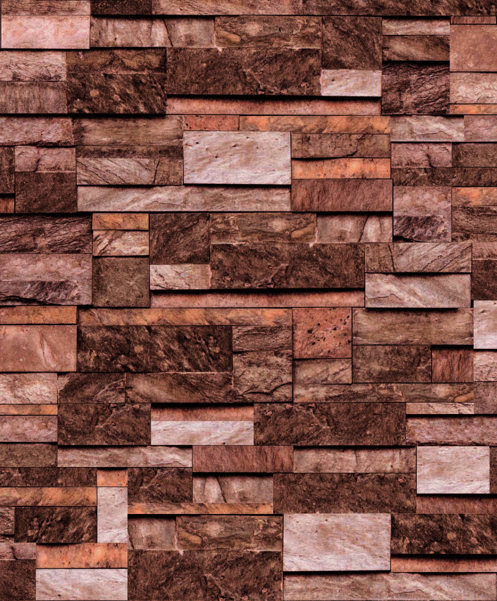 Brick design pvc wallpapers 3d brick wall paper 3d for 3d wallpaper for walls