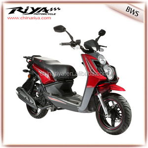 2017 popular 125cc BWS New model gas adults scooter with EEC approved