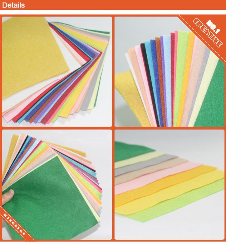 Good Quality Polyester Felt And Acrylic Felt Fabric
