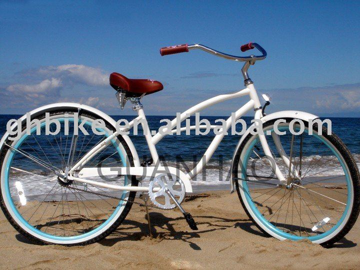 26inch Women Girl Pink Speeds Beach Cruiser Bicycle Buy Beach