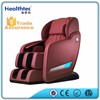 China Manufacturer 2016 New Zero Gravity 3D massage chair with fully body massage