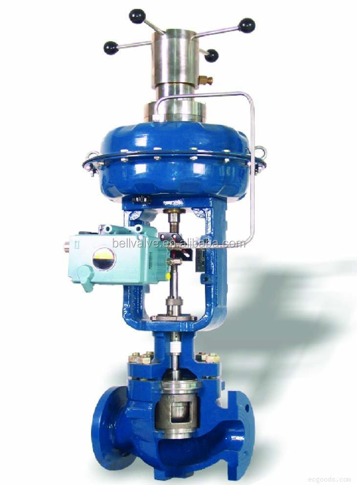 pneumatic solenoid valve on-off type control valve