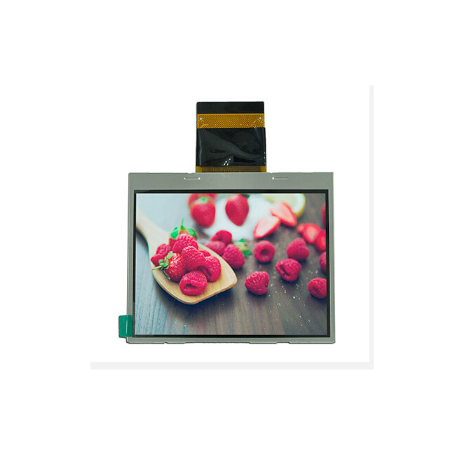 640X480 TFT 3.5 인치 Mipi dsi Interface LCD Display 와 Touch Screen