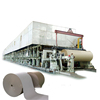 Paper mill corrugated paper making machine in paper product making machinery