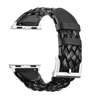 Apple Watch Leather band Weave leather band for Series 1 Series 2 Series 3