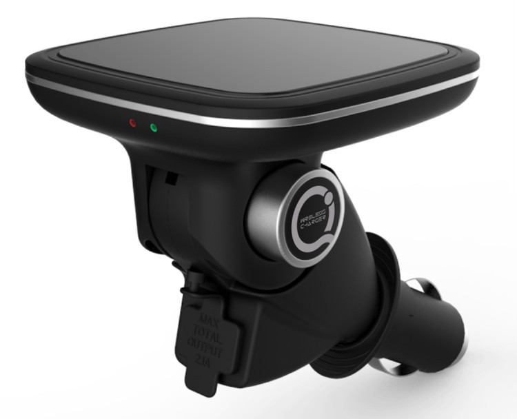 Wireless Charger Qi Wireless Qi Car Charger Mount Qi