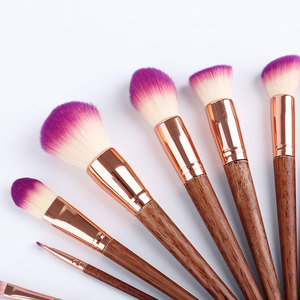High quality 5 pcs cosmetic brush set 40 makeup