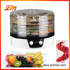 Mini 360 degree rotating food dehydrator with dial temp and 24H timer control
