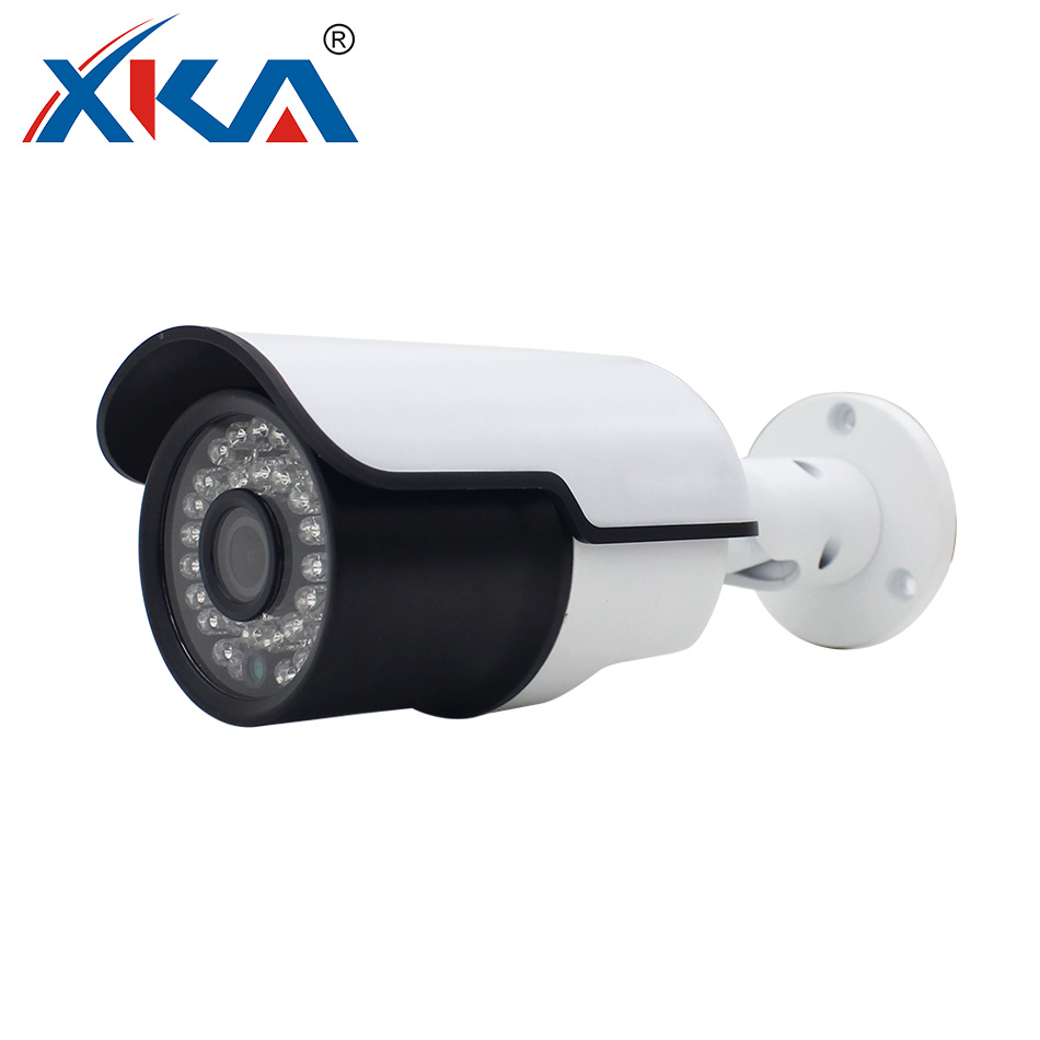 HD 720P 1080P 4MP 5MP Outdoor Metal Bullet CCTV Security Onvif P2P IP Camera