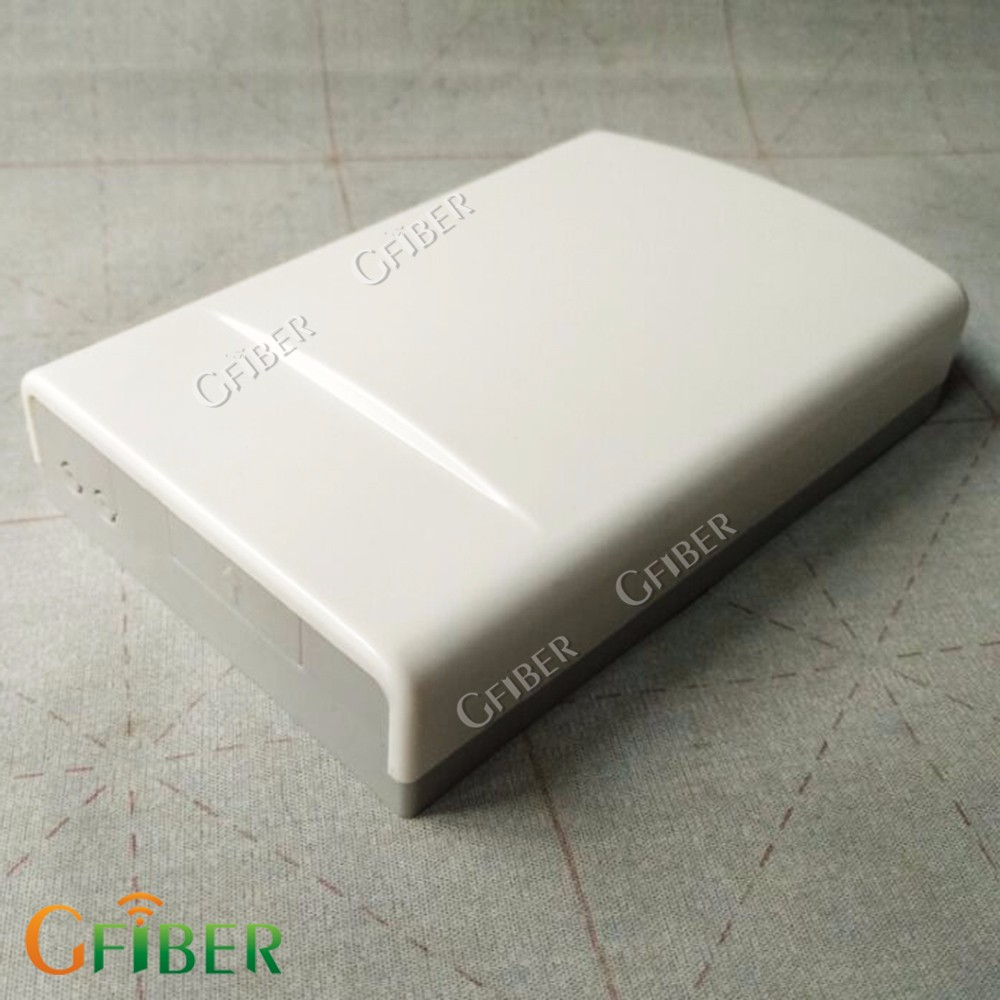 G-Fiber FTTH Indoor fiber optic small box 2FO