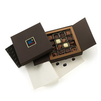 Custom Luxury Retail Packaging Praline Chocolate Gift Box/Chocolate Packaging Boxes