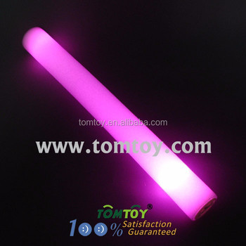 Multi-Color Cheering Wholesale Light Up Led Foam Stick