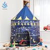 YF-Z601 prince princess castle play pop up tent teepee tent kids baby game room kids princess play tent
