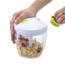 Food Grade Pull String Home Vegetable Chopper