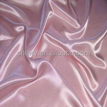 2021 Popular woven high quality crepe back types of satin fabric for garment