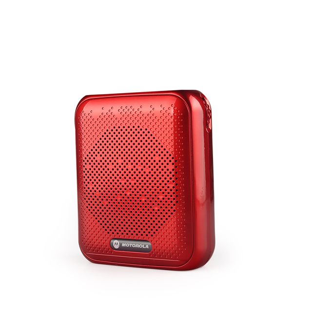 Profesor guía turística portátil megáfono Bluetooth auricular inalámbrico de alta potencia al aire libre Conferencia gran cuerno Mini altavoz