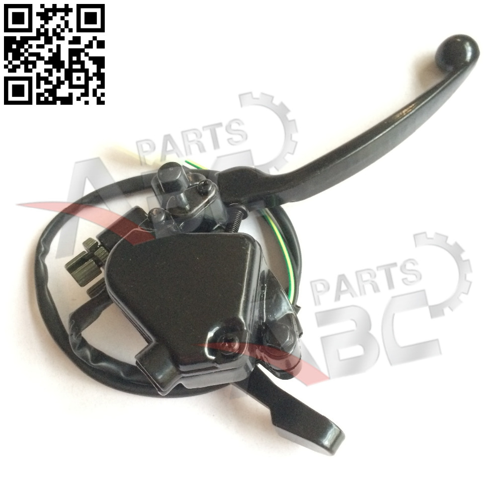 Atv,rv,boat & Other Vehicle Back To Search Resultsautomobiles & Motorcycles Lovely Atv Aluminum Double Brake Lever With Throttle Thumb Accelerator