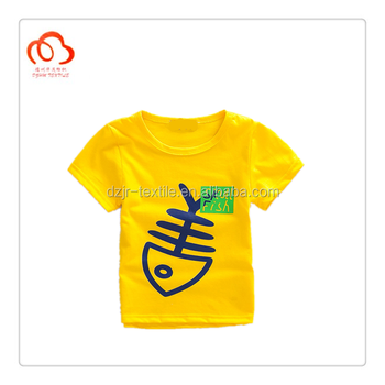 T shirts for sublimation printing kids clothings in summer for Sublimation t shirt printing companies