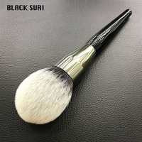 1pcs Face Powder Blush Contour Cosmetic Brush makeup brushes synthetic hair vegan wholesale