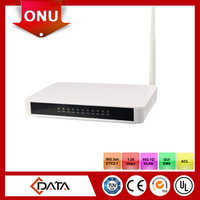 Fiber GPON Model GPON Modem ONT Compatible with ZTE