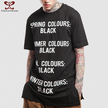 A Forever Fairness Two Color Latest T Shirt Designs For Men Peruvian Cotton T Shirt