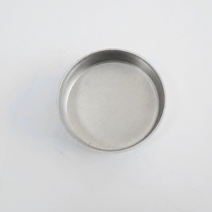 OEM ODM post fitting stainless steel end cap /Stainless Steel End Caps Banner